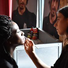 Maquillage professionnel pour défilé à Repentigny - Le Lockal (salon de coiffure à Repentigny)