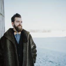 Cobarbe-homme pour événement Shooting collection hiver 2018 ( Coiffure événement ) - Le Lockal Sallon de coiffures à Repentigny